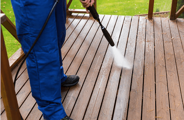 deck cleaning minneapolis